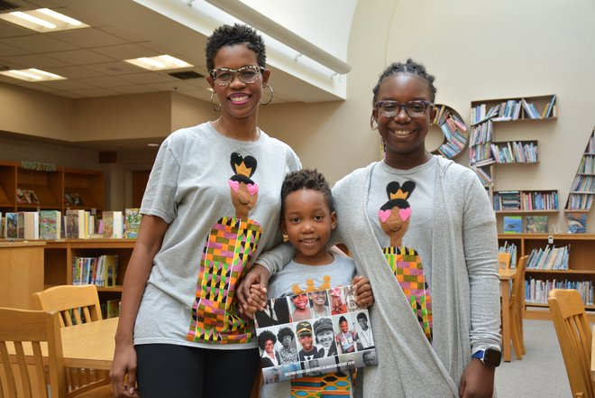 Shades Cahaba student dresses up as historical figures for Black History Month